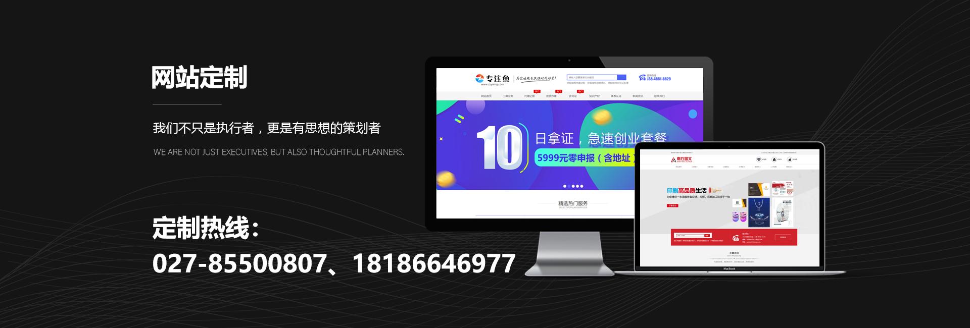 武汉网站建设推广公司